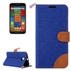 2015 newest arrial leather case for motorola moto x 2 phone case