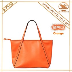 Colorful PU Leather Handbag China Handbag Wholesaler