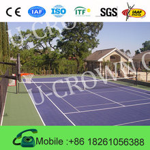 anti slip floor for court, tennis court flooring, outdoor basketball court flooring