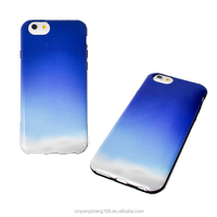 Ultra thin color changing tpu mobile phone cover for iphone 6/6 plus