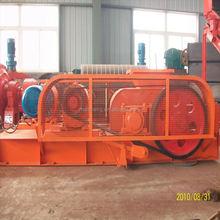 good performance 2pg400*250 double roll crusher equipment