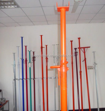 Scaffolding Ring Lock Metal Frame System Galvanized Pipe Support For Building