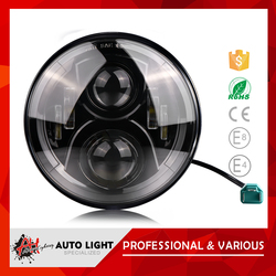 Hot New Products Promotional Price 7Inch 9-36V Dc High Power Off Road Led