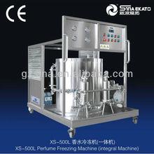 Fashion appearance perfume freezing machine