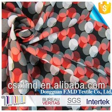 Hot 100 cotton dots print canvas fabricFMDA2-84