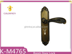 Euro Design Antiqu Door Design Handl Room Door Lock