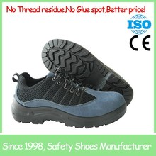 Heat resistant steel toe SF6820 medical safety shoes