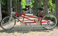 26 inch specialized hot sale two people tandem beach cruiser bike bicycle bicicle