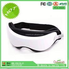 ESINO best seller FCL-M23 electronic eye relaxer,vibrating&heating eye care massager