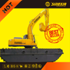 swamp excavator for land and water use SX400SD