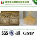 Alimentación para pollos de alta calidad con aditivos: cloruro de clorina mazorca de maíz