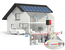 high quality lower price home appliances solar energy with on-grid 1KW to 10MW and warranty 3 years