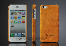 Wholesale New Leather Case For Apple iPhone 5 5S High Quality Phone Bags Cases For iPhone5 5S