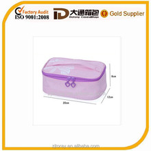 2013 New Fashion Korea Style Simple Cosmetic Cases