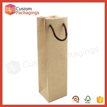 Custompackagings Custom Logo printed texture paper bags