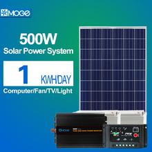 Moge kit panel solar <span class=keywords><strong>home</strong></span> 500 w configuración estándar