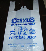 Various plastic bag t-shirt/t-shirt plastic bag/t shirt shopping bag