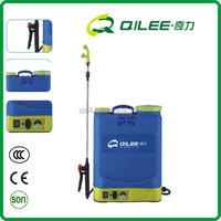 Agriculture Rechargeable Electric Sprayer Backpack Sprayer with Certificates