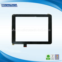 High Quality Creative 10.1 inch 1280X800 pixel TFT touch screen