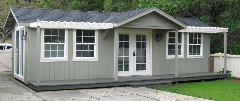 Prefab guest house studio buy prefab modular guest house for Buy guest house