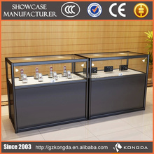 KD-MP-034 2014 hot sale new arrival factory price modern design glass display case & cell phone accessory display stand