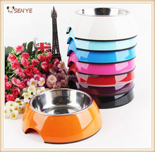 Hot sale high quality stainless steel pet dog bowls