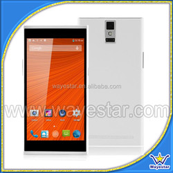 Chinese Android 5.5inch Screen Dual Sim Quad Core CPU Smart Mobile Phone OEM Your Own Brands