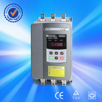 50HZ 3 phase 380v 5.5kw 7.5kw 11kw 15kw motor variable frequency drive with soft starter for air compressor