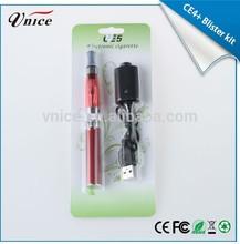 Vnice factory price ego ce4 vape pen free sample, ego ce4 blister kit
