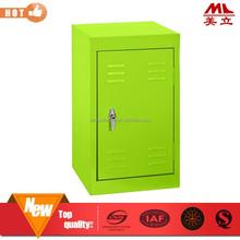 Kids metal locker room furniture mini clothes locker for sale