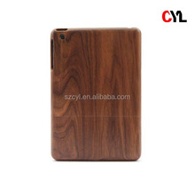 Wood grain leather case for ipad mini / case for ipad mini /new product leather case for ipad mini