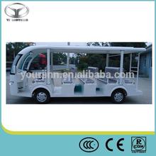 electric tour bus