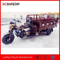 201 - 250cc Displacement and Open Body Type three wheel motorcycle, tricycle