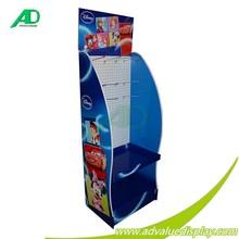 4C Printing Cardboard Display Racks Cardboard POS Hanging Displays for Electronic Products