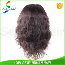 2015 New Design Body Wave full lace wig undetectable wig