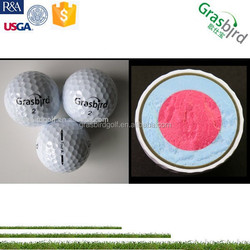 long distance golf specialized goods usa rubber core unique golf balls