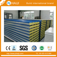 good quality and high density Pu sandwich panel for modular house or container home