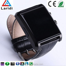 2015 New and nice bluetooth and CE ROHS smart watch DM08 smartwatch android with camera and pedometer for every one use phone