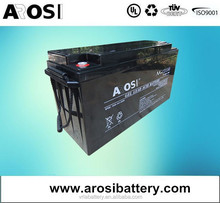 AGM Storage VRLA Battery Rechargeable Lead Acid Battery terminal cover
