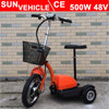 500w 48v electric mobility scooter
