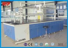 2015 top selling & innovative lab island bench in Guangzhou factory