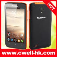 Original Lenovo S750 IP67 Waterproof 3G Smartphone Android 4.2 4.5 Inch Gorill II Glass MTK6589 Quad Core 1GB 4GB 8MP Unlocked