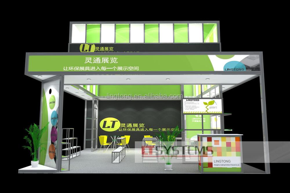 Exhibition Stand Aluminium Extrusion : Exhibition stall booth design with aluminium
