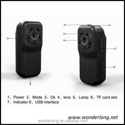 Factory wholesale Voice Activity video recording action cam