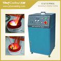 5KG horno a inducción, fundición de oro y el horno de oro, maquina joyeria