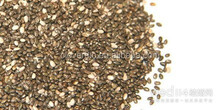 10:1 natural Seed Part White and Black/Gray Chia Seeds