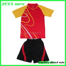 2015-16 Latest design hot sell Volleyball Jersey
