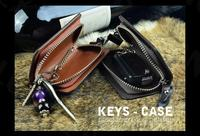 New Luxury design Car key bag , Auto key wallet for Ford Acura Lamborghini Opel