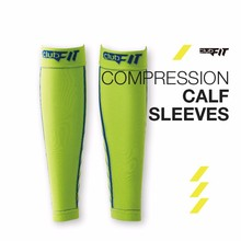 ClubFit Compression Calf Sleeves Sports Wear, Running Accessories