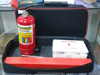 SH20143 Car First Aid Kit Car Emergency Kit with Certificate SASO